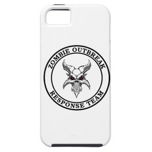 Zombie Outbreak Response Team (Demonhead) Cover For iPhone 5/5S