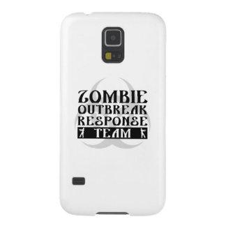 Zombie Outbreak Response Team Galaxy S5 Case
