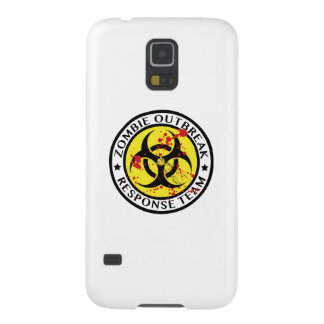 Zombie Outbreak Response Team Galaxy S5 Cover