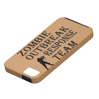 Zombie Outbreak Response Team iPhone 5 Case