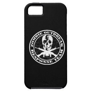 Zombie Outbreak Response Team iPhone 5 Cover