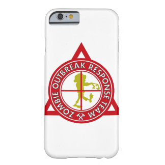 Zombie Outbreak Response Team iPhone 6 Case