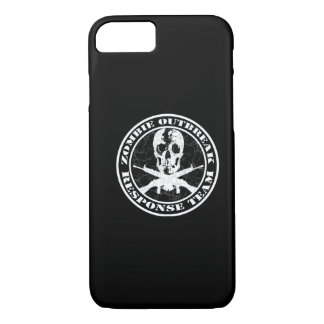 Zombie Outbreak Response Team iPhone 7 Case