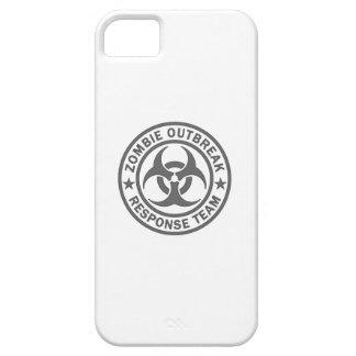ZOMBIE OUTBREAK RESPONSE TEAM iPhone SE/5/5s CASE