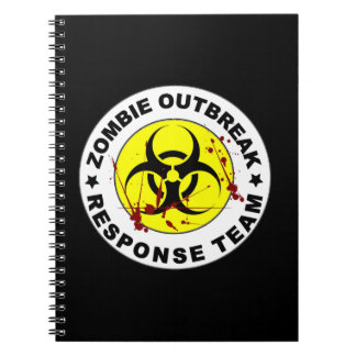 Zombie Outbreak Response Team. Notebook
