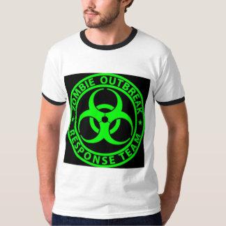 Zombie Outbreak Response Team Sign Dresses