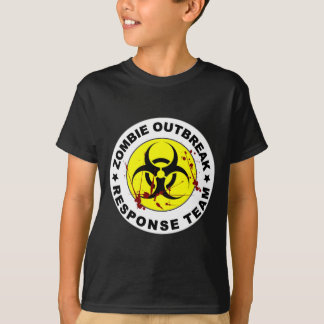 Zombie Outbreak Response Team. T-Shirt