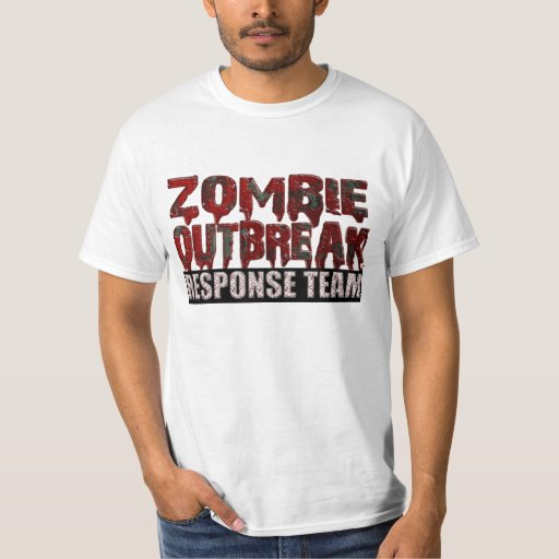 Zombie Outbreak Response Team T-shirts