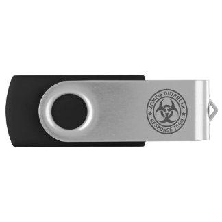 Zombie Outbreak Response Team USB Flash Drive