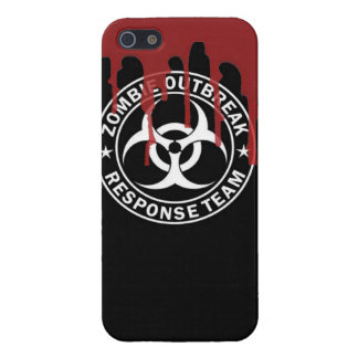 Zombie outbreak response team zombie dead undead c case for iPhone SE/5/5s