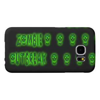Zombie Outbreak Samsung Galaxy S6 Cases