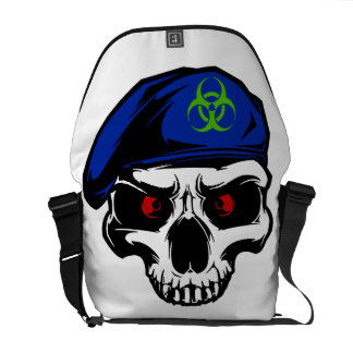 Zombie Outbreak Special Ops Messenger Bag