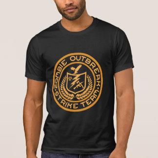 Zombie Outbreak Strike Team Shirt