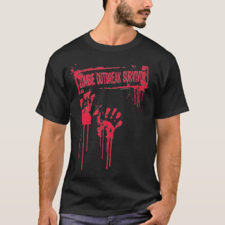 Zombie Outbreak Survivor T-shirt
