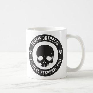 Zombie Outbreak Tactical Response Mug