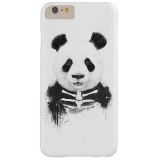 Zombie panda barely there iPhone 6 plus case
