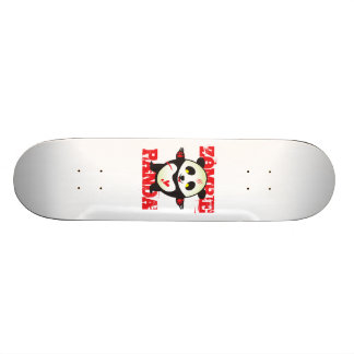 Zombie Panda Skateboard