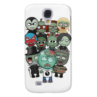 Zombie Parade iPod Case Samsung Galaxy S4 Cases
