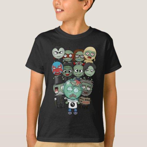 Zombie Parade T_Shirt