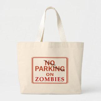 Zombie Parking Bag