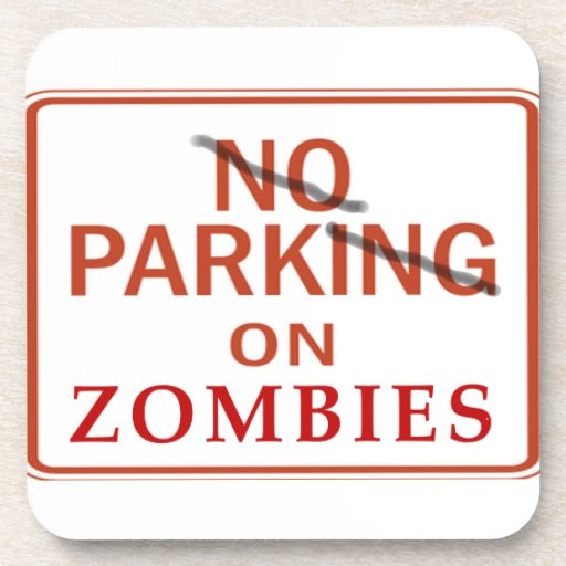Zombie Parking Coaster