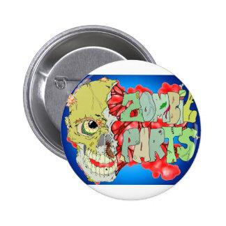 Zombie Parts Button