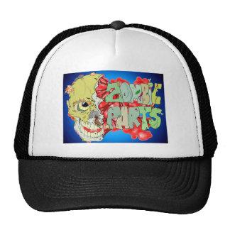 Zombie Parts Trucker Hat
