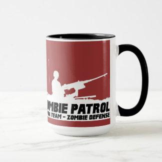 Zombie Patrol - Alpha Team, Zombie Defense Mug