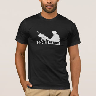 Zombie Patrol - On the Gun T-Shirt
