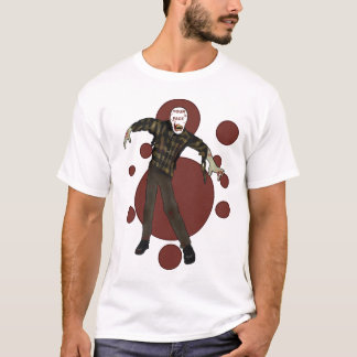 Zombie (Personalize with your Pic) T-Shirt