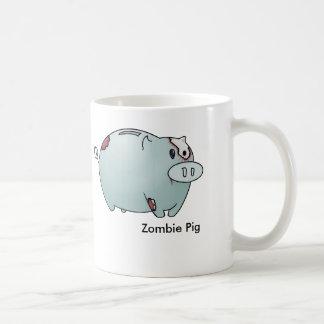 Zombie Pig Coffee Mug