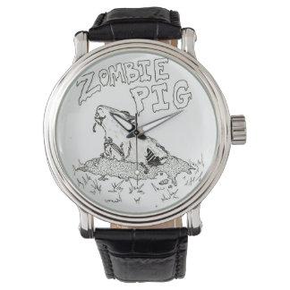 Zombie Pig watch