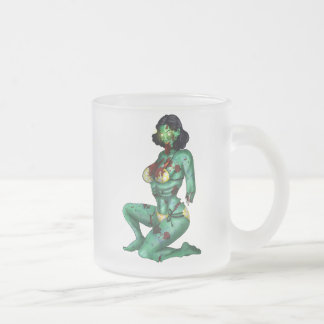 Zombie Pin-Up Mug