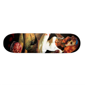 Zombie Pin Up Skateboard