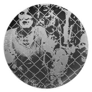 Zombie Plate