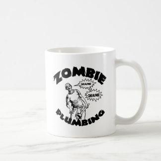 Zombie Plumbing Mug