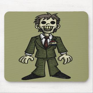 Zombie Politician Mousepad