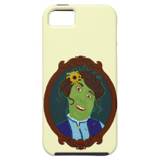 Zombie Portrait iPhone 5 Case