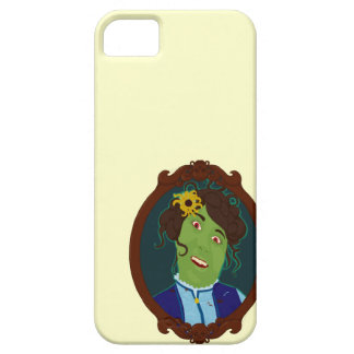 Zombie Portrait iPhone 5 Case
