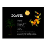 Zombie Post Cards