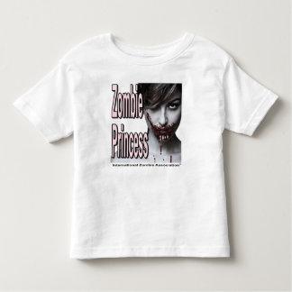 Zombie Princess Toddler T-shirt