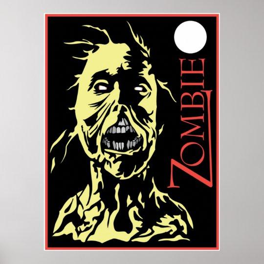 Zombie Print