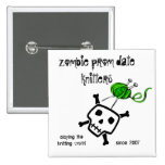 zombie prom date knitters...PINS TOO!!