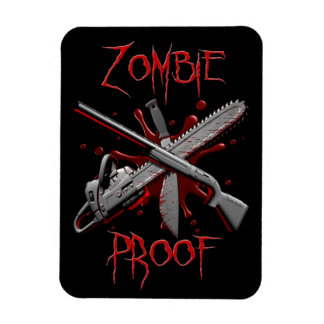 Zombie Proof Flexible Magnets