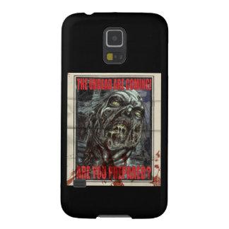 Zombie Propaganda Poster Galaxy S5 Covers