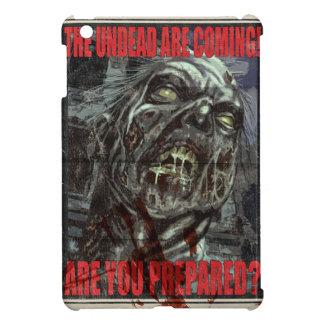 Zombie Propaganda Poster iPad Mini Case
