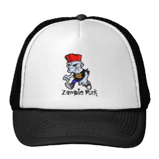 Zombie Punk Hat