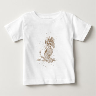 Zombie puppy baby T-Shirt