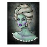 Zombie Queen Postcards
