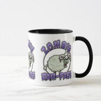 zombie ram-page mug